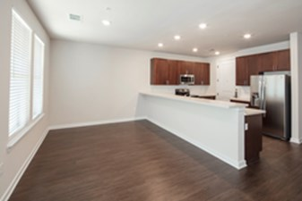 Dining/Kitchen at Listing #140641
