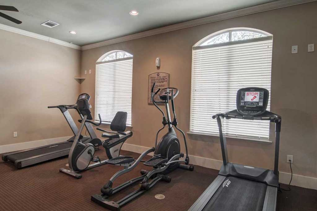 Fitness at Listing #145178