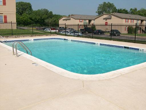 Pool at Listing #217978