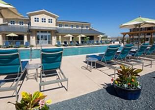 Pool at Listing #242446