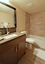 Bathroom at Listing #140401