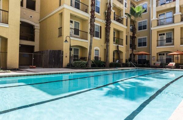 Pool at Listing #144353