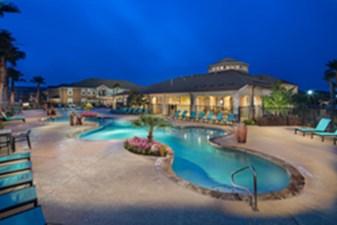 Pool at Listing #224145
