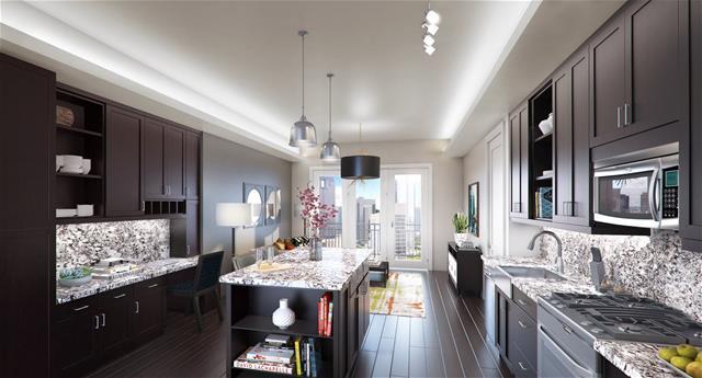 Kitchen at Listing #252658
