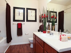 Bathroom at Listing #147463