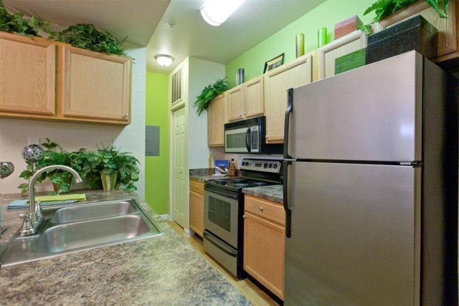Kitchen at Listing #140164