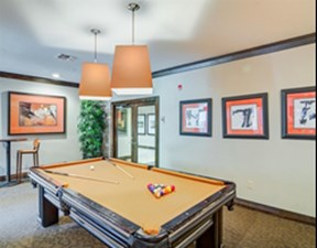 Gameroom at Listing #144720
