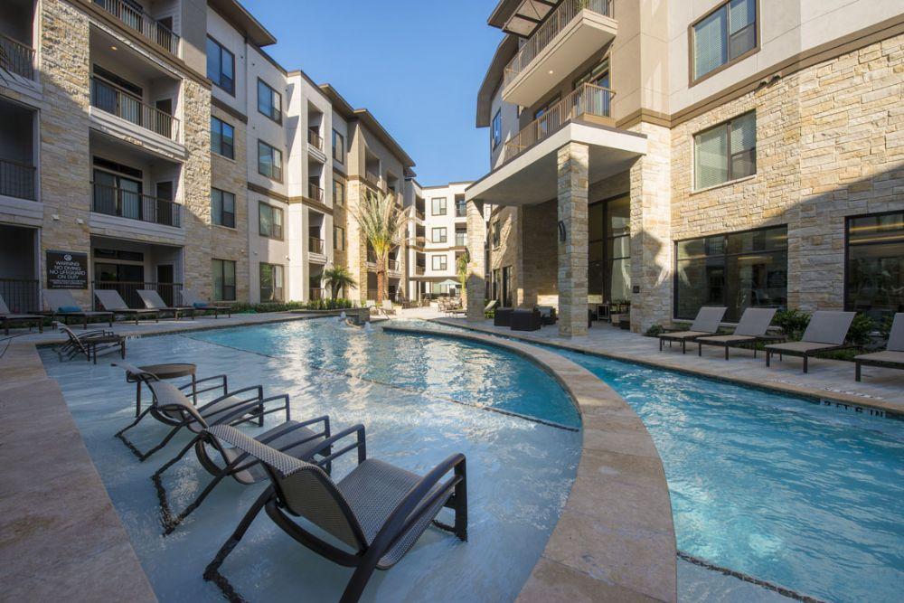 Pool at Listing #236574