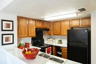 Kitchen at Listing #135753