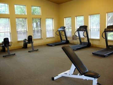 Fitness Center at Listing #144097