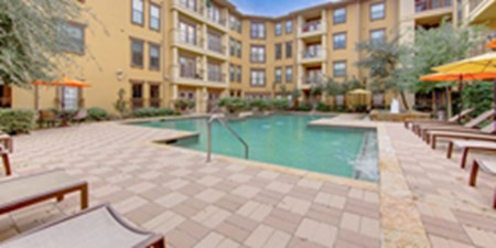 Pool at Listing #144934