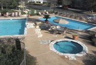 Pool at Listing #140643