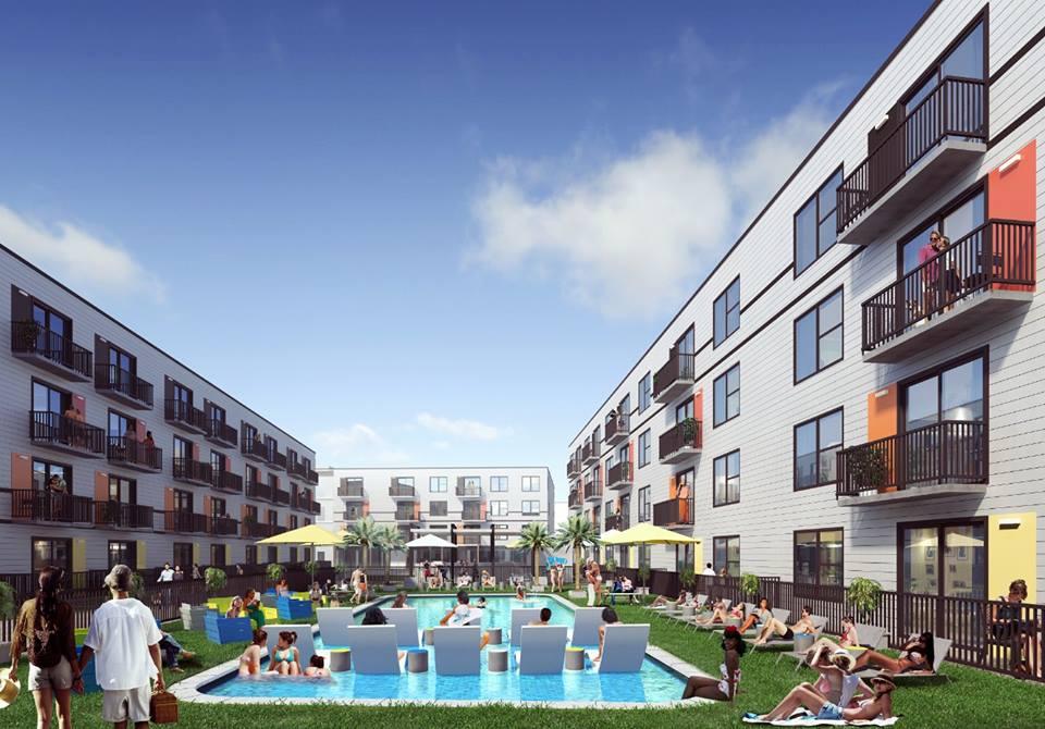 Mid Main ApartmentsHoustonTX