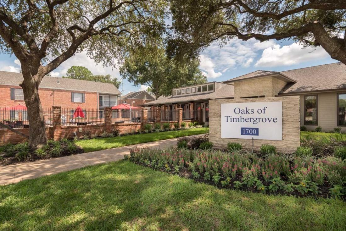 Oaks of Timbergrove Apartments Houston TX