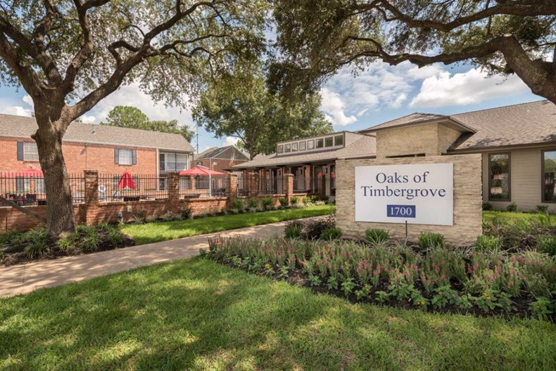 Oaks of Timbergrove Apartments