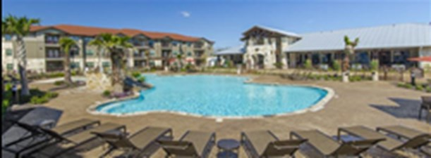 Pool at Listing #253700