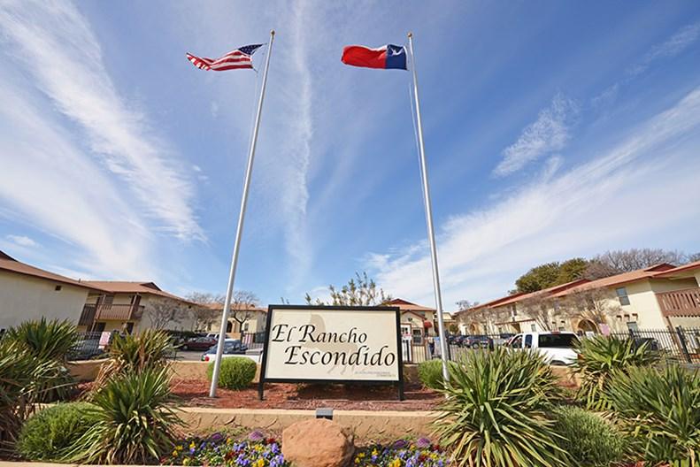 El Rancho Escondido Apartments