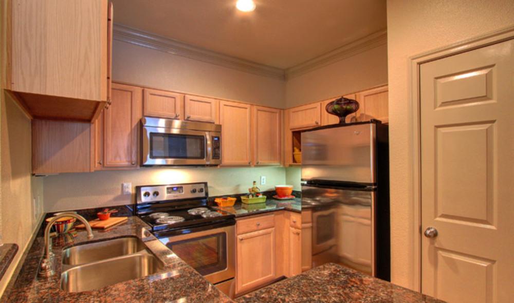 Kitchen at Listing #139718