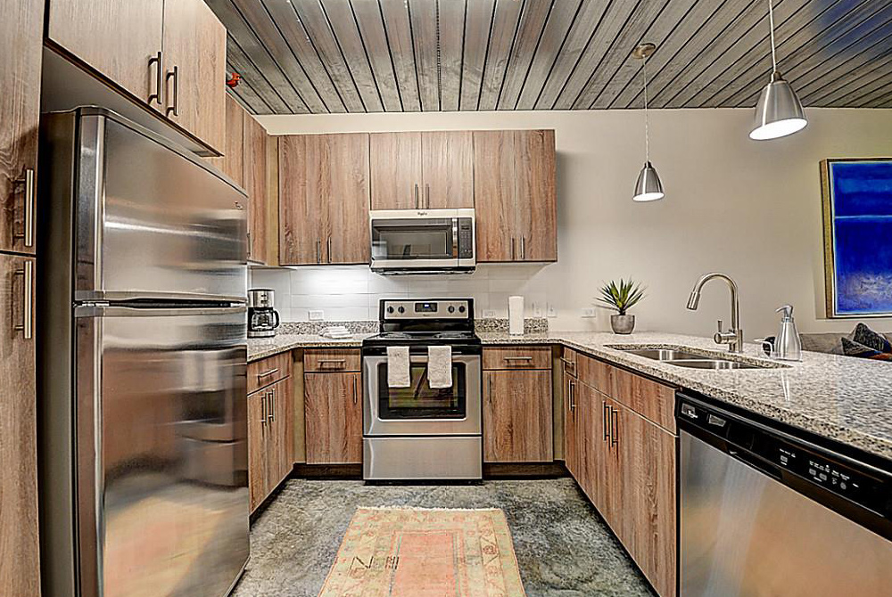 Kitchen at Listing #249897