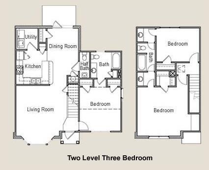 1,499 sq. ft. 30% floor plan