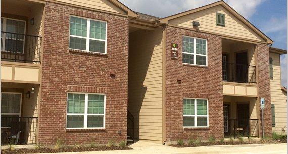Center Place I & II Apartments Arlington TX