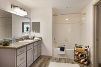 Bathroom at Listing #300134