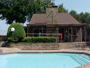 Pool Area 1 at Listing #137021