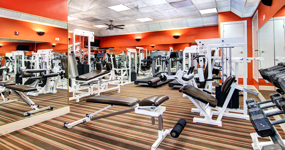 Fitness at Listing #144419