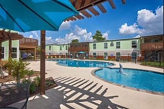 Pool at Listing #139385