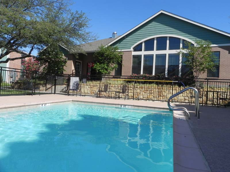 Pool at Listing #137235