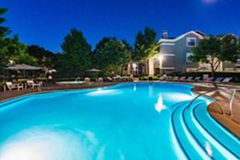 Pool at Listing #138058