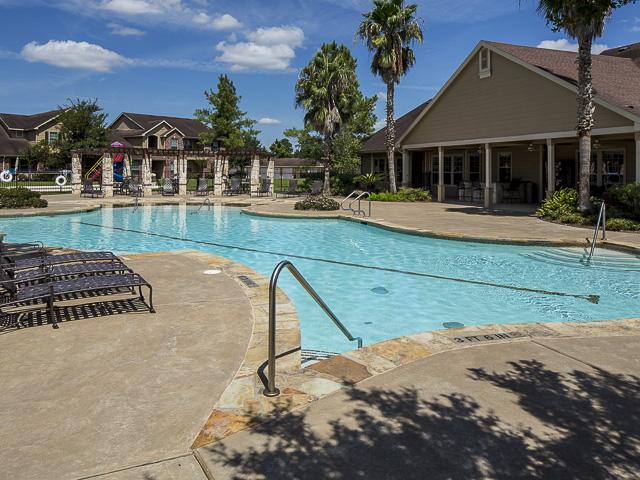 Pool at Listing #140112