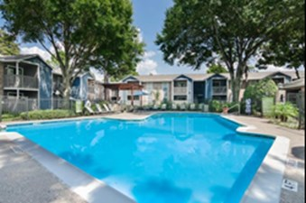 Pool at Listing #138587
