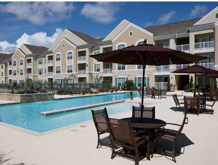 Pool at Listing #231064