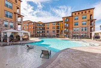 Pool at Listing #250751