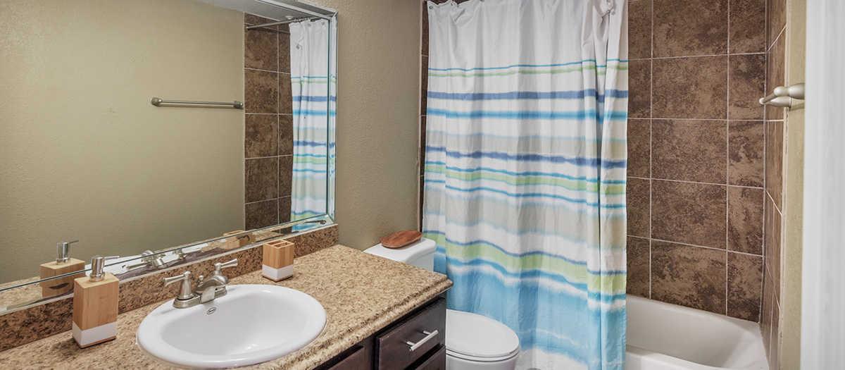 Bathroom at Listing #136247