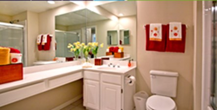 Bathroom at Listing #137603