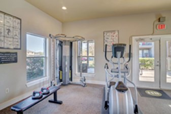 Fitness Center at Listing #145004