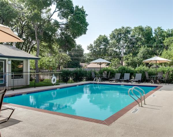 Pool at Listing #136487