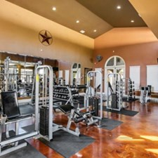 Fitness Center at Listing #137574