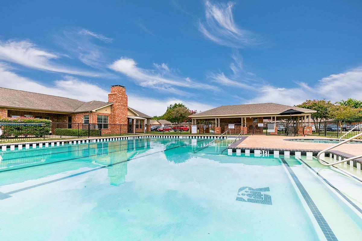 Pool at Listing #138214