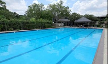 Pool at Listing #138977