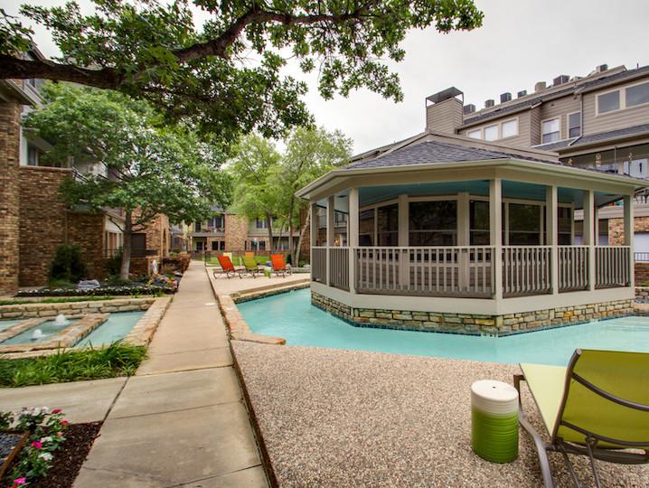 Pool at Listing #137155