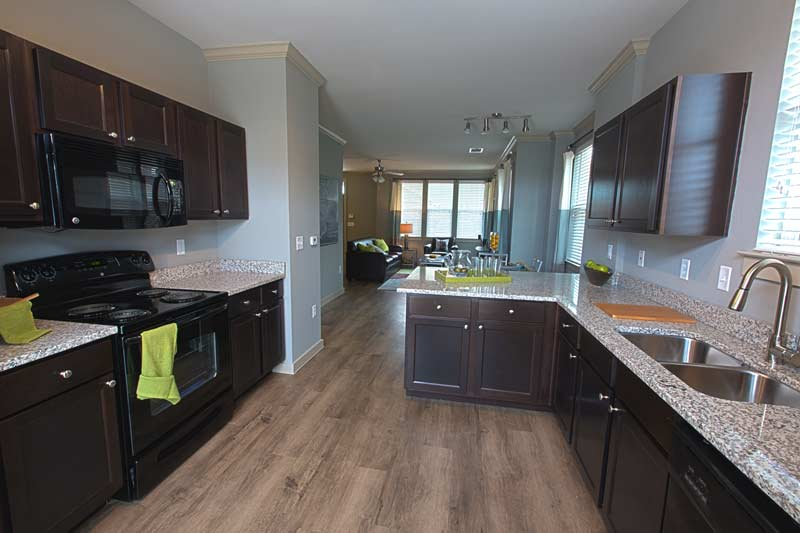 Kitchen at Listing #253803