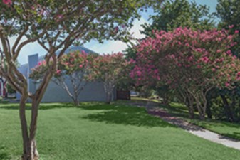 Courtyard at Listing #135632