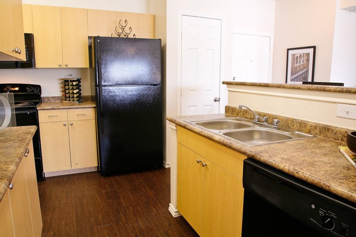 Kitchen at Listing #145035