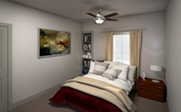 Bedroom at Listing #278071