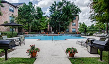 Pool at Listing #138728