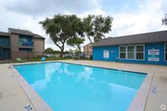 Pool at Listing #138464