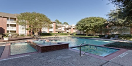 Pool at Listing #138696
